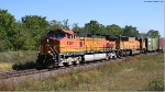 BNSF 4304